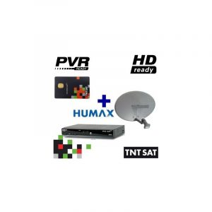 French TNTSAT HD Pvr Package