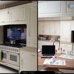 kitchen tv installation