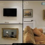 wall mounted tv installation