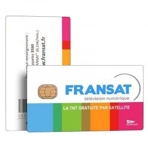 FRANSAT CARD
