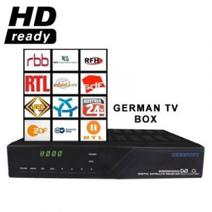 GERMAN TV PACK