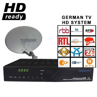 german tv sys