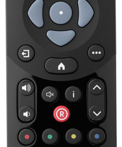 Original Sky Q Voice Remote Control – Duracell Batteries Included – Compatible with Sky Q – Voice Search Function - Official Sky Branded Retail Packaging - SKY135