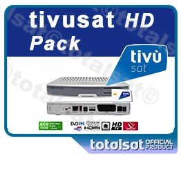 Tivusat HD Box