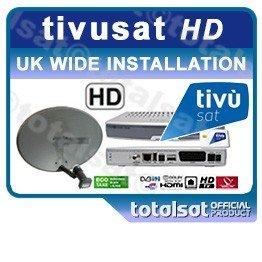 Tivusat HD Italian Freesat Package