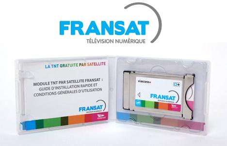 Fransat TNT Cam HD for TV